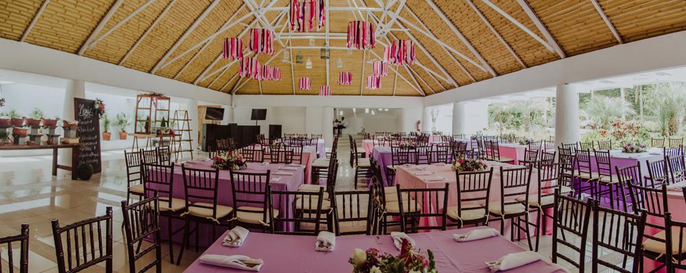 Color en tu boda