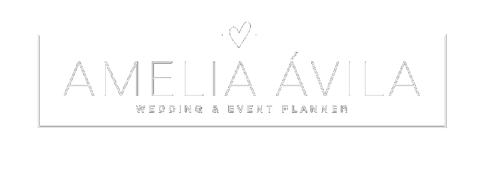 Amelia Ávila Wedding & Event Planner Certified