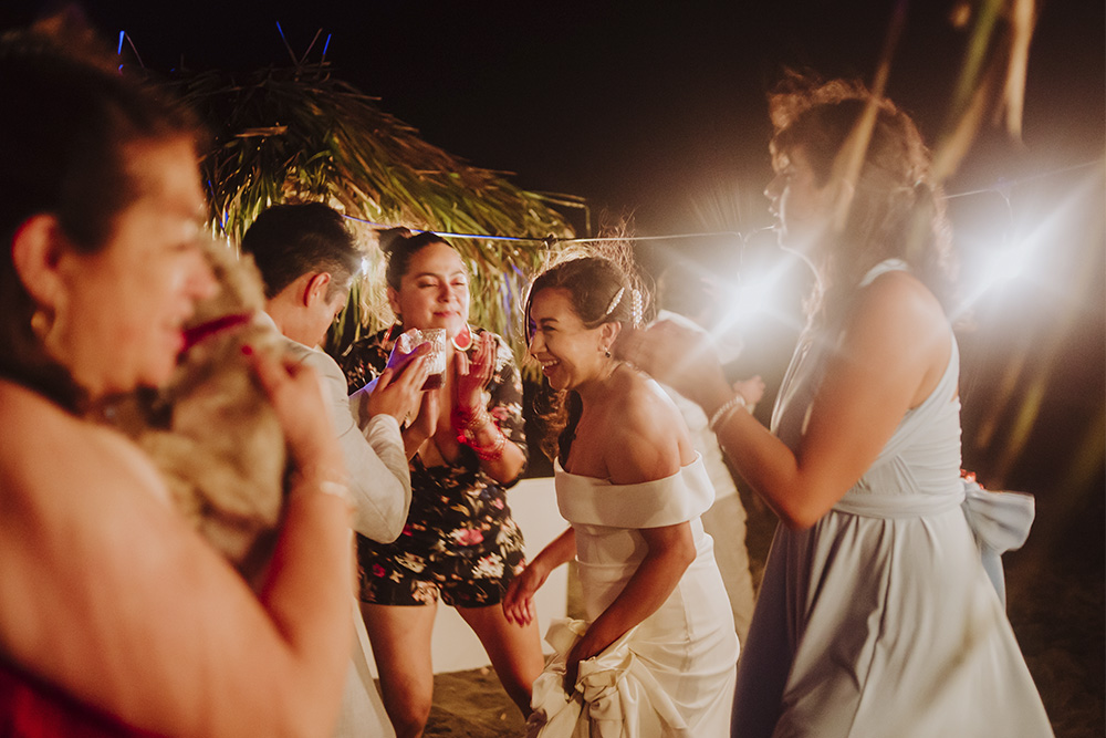 Weddings in Costa Esmeralda