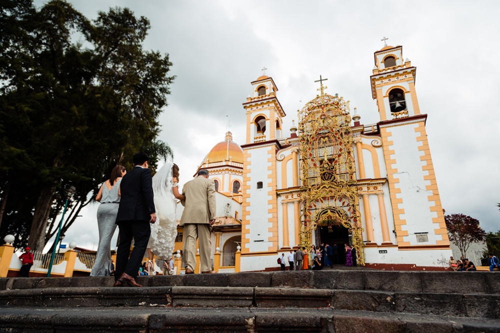 Three reasons to get married in Xico