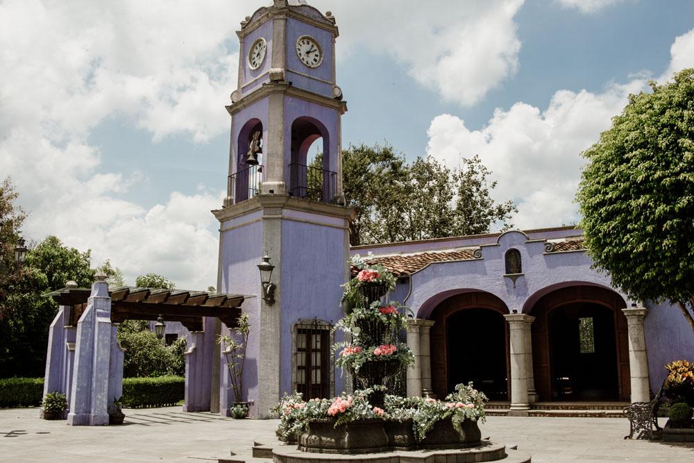 La Haciendita, guía de locaciones, Wedding Planner Amelia H. Ávila.